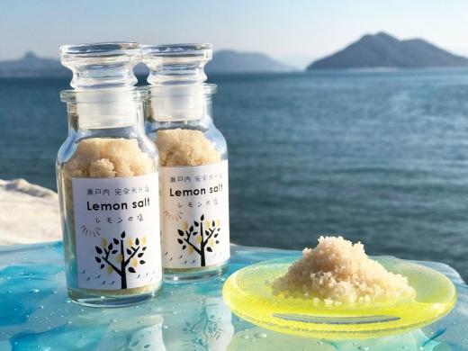 【豊島】てしま天日塩ファーム 門脇湖さん、門脇まゆみさん 離島で天日塩をつくる夫婦