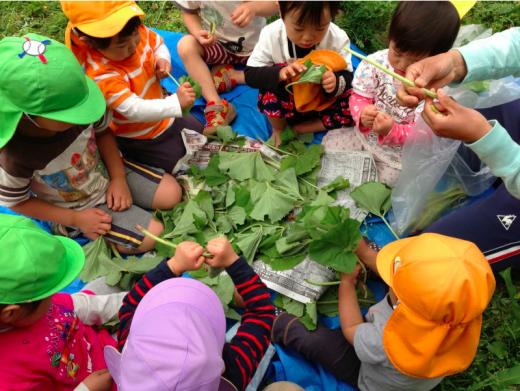 神戸で自然派保育園をはじめよう!