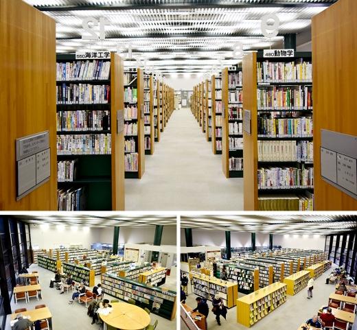 金沢市立玉川図書館