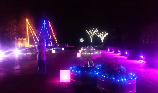 響灘緑地グリーンパーク【WinterNight2017】開催中!