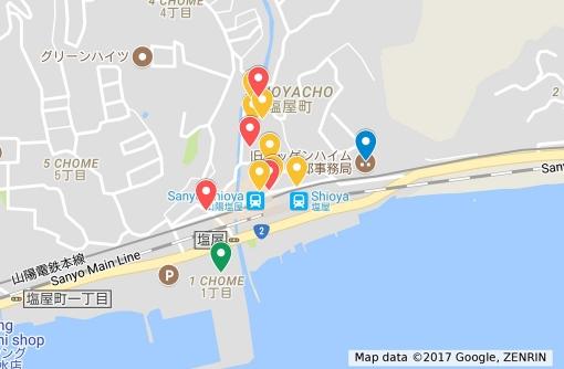 【エリアガイド】海を望む坂の街・塩屋