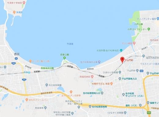 【エリアガイド】福岡市西部、生の松原・今宿エリア