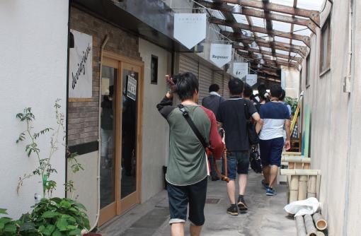 全国に拡がるリノベーションまちづくり、発信地北九州の物件視察ツアーを開催!