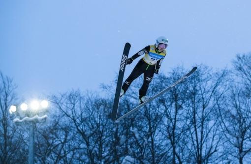 スキージャンプワールドカップ 蔵王大会