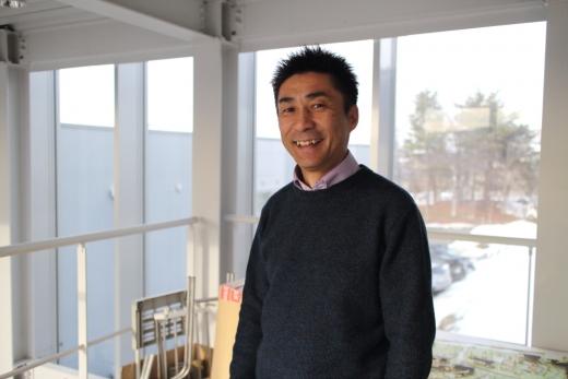 最先端は、山のなか/地域エネルギー研究者・三浦秀一さん