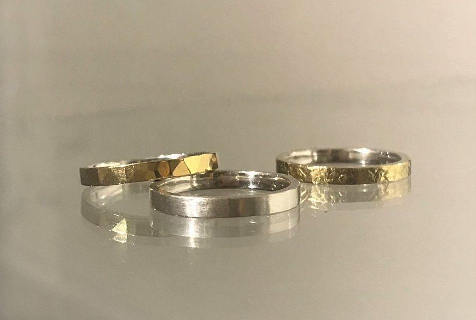 真鍮の小皿や指輪をつくろう