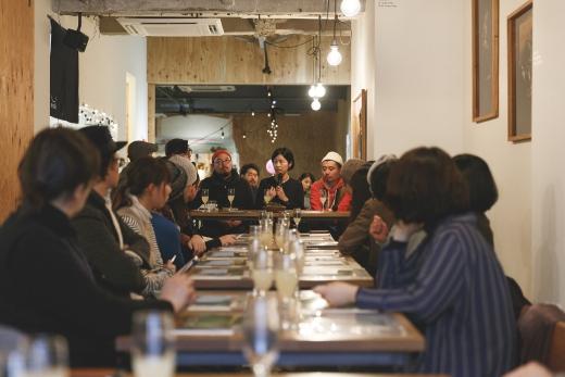 トーク「ゆらぎの食卓」レポート(後編)