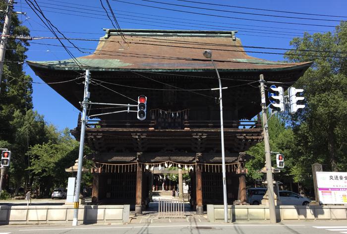戦時中の意外な産業「日飛神社」