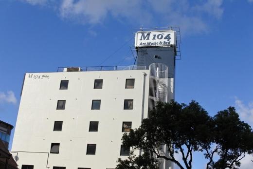 街中の旧ビジネスホテルを絶賛再生中!『M104』ビルオーナー/永井正彦さん