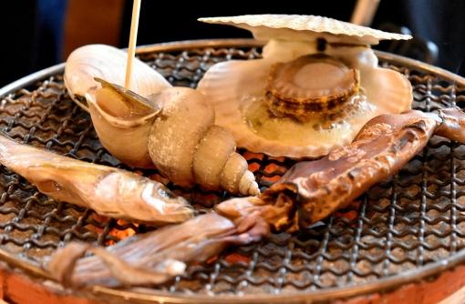「川端鮮魚店」で街なか浜メシ