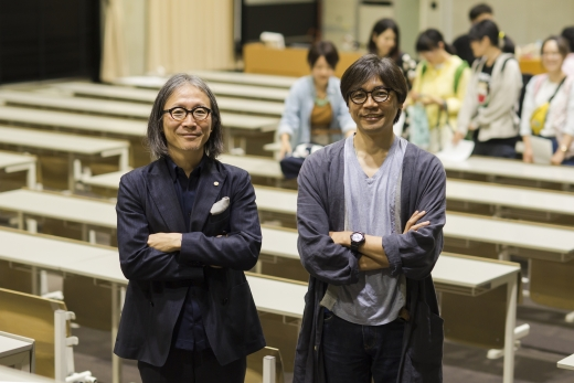 中山ダイスケ × 山岸清之進【前編】/ぼくらのアートフェス 2
