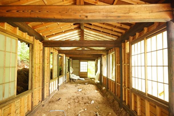 ゲストハウス計画「泊まれる工房をつくりたい!」