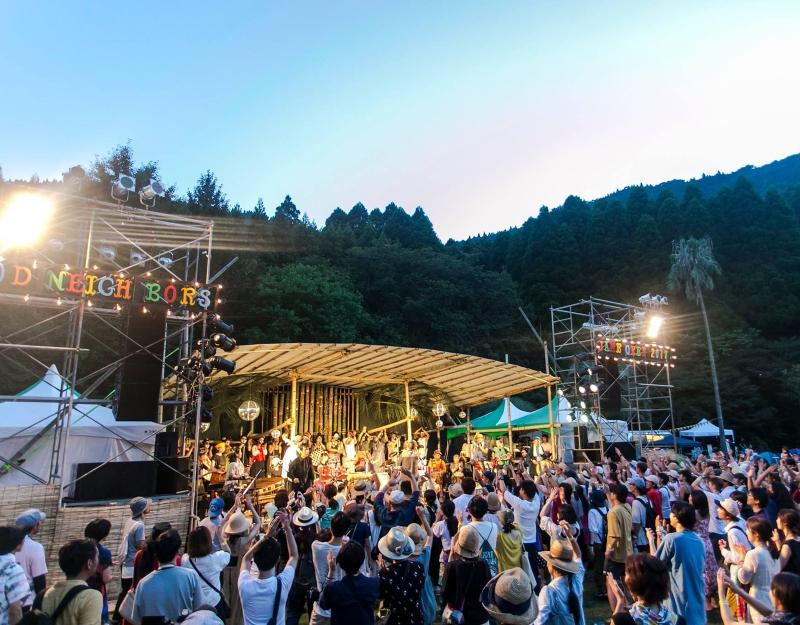 """みんなでつくる真夏の文化祭""""GOOD NEIGHBORS JAMBOREE"""""""