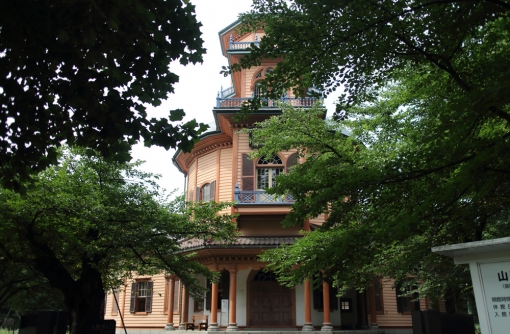 日本の近代建築の傑作「旧済生館本館」/建築で巡るやまがた(1)