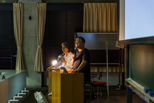 中山ダイスケ × 山出淳也【後編】/ぼくらのアートフェス 4