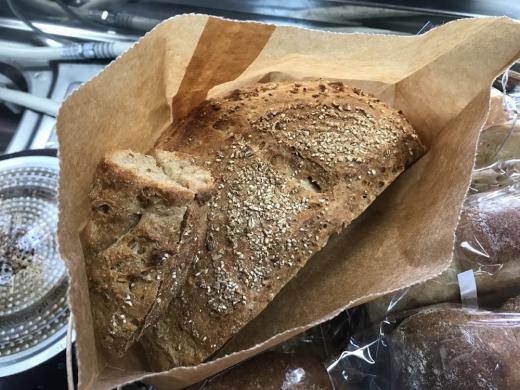 希少な茅葺景観を残すため、是非ご協力ください! -レポート:収穫した小麦でパン焼いてきました-