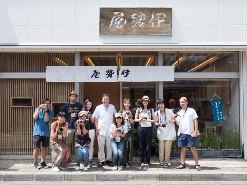 ペンとカメラを持って取材旅。ローカルラーニングツアー小浜2018