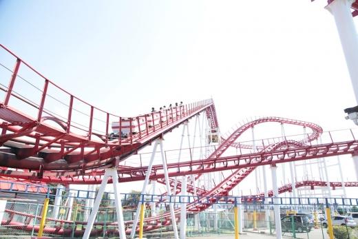 やがて、もとにもどる楽しさ。 /石川県能美市の老舗遊園地「手取フィッシュランド」