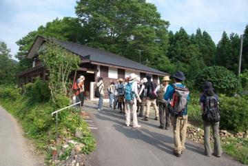 里山の森と人とを繋ぐ YAMAMORI PROJECT
