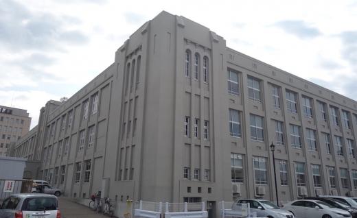 表現主義×鉄筋コンクリート造の先駆的学舎「山形市立第一小学校旧校舎」/建築で巡るやまがた(3)