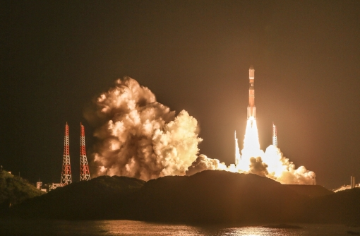 平成最後のロケット打ち上げ?!20分間のロマンに想いを馳せて。