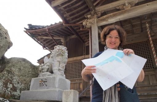 アーティスト リンダ・デニスさんとめぐる越前海岸。日本海トライアルステイ2018①