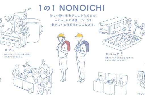 """""""場づくり""""したい人、この指とまれ!『1の1 NONOICHI』運営ディレクター/オープニングスタッフ募集!"""