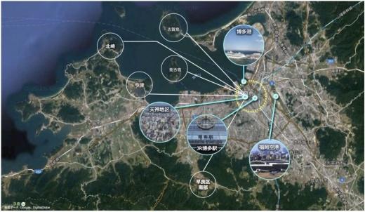 福岡市が土地利用規制を緩和。海辺や山間での開業が可能に
