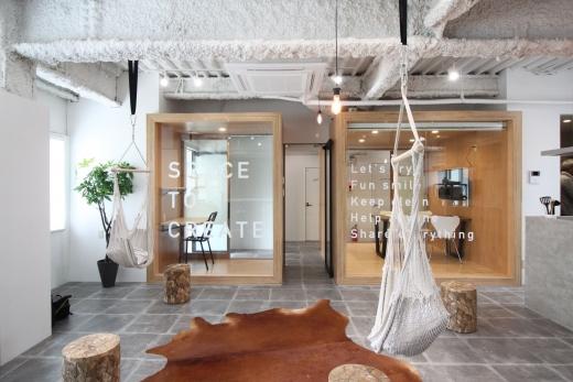 コワーキングスペース付きCo-Living型ハウス「SHARE HOUSE 180° 金沢」