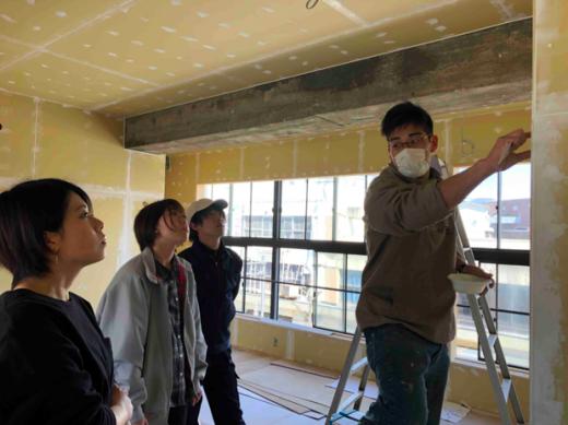 2019.4.12-13 すずらん通り「とみひろビル」DIYワークショップ・レポート