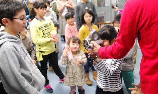 映画のまち、創造のちから Vol.1/ 「子どもの映画教室」Report(前編)