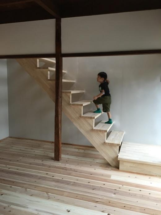 金澤町家に住んでみた。―リノベーション記録と生活のようす―