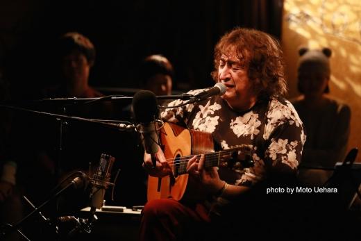 Toninho Horta solo in 山形 / 2019.9.22 文翔館議場ホール