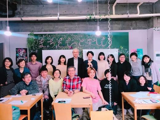 6月22日(土)台湾式中国語講座「カルチャーゴガク 金沢」オープンスクール