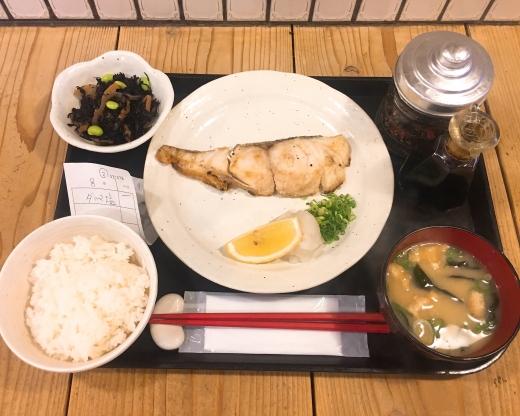 【福岡ランチ部】梅山鉄平食堂
