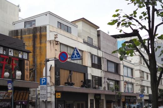 統一されたモダンな街並み「鈴蘭街防火建築帯」/建築で巡るやまがた(7)