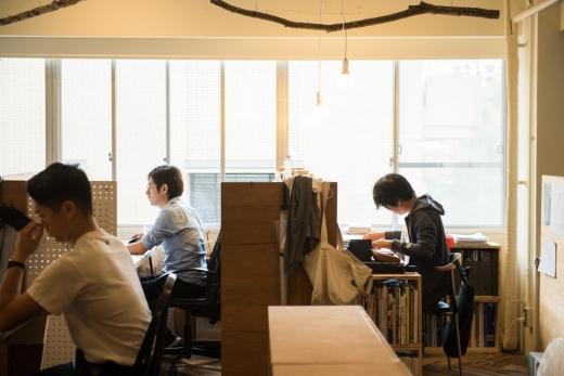 移住者のための事務所 KITANOMAD