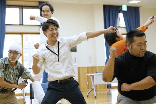 2019.9.6-7公演「ヒーロー信用金庫/漢劇漢劇WARRIORS」