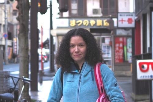 ロッククライミング満喫の暮らし/翻訳家Lisa Somersさん