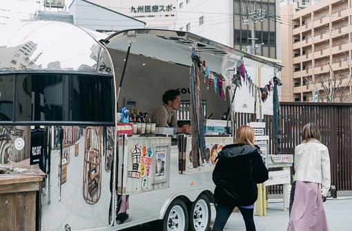 北九州市小倉のど真ん中の広場 イベント利用者募集!