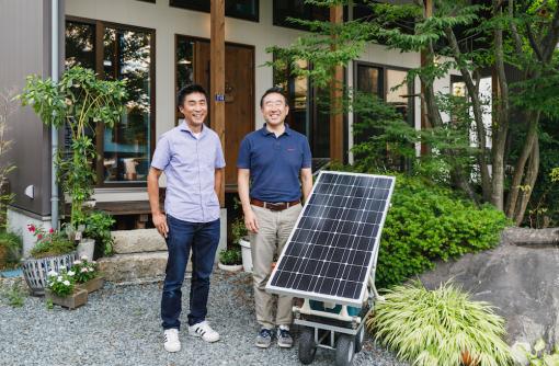 再生可能エネルギーに取組む!/ Solarworld 武内賢二さん・前編