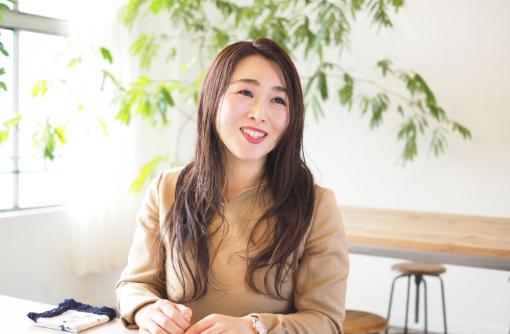 「笑顔の大切さを発信したい」山田貴子さん