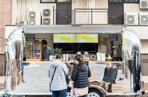 フードトラックのレモネード専門店オープン!