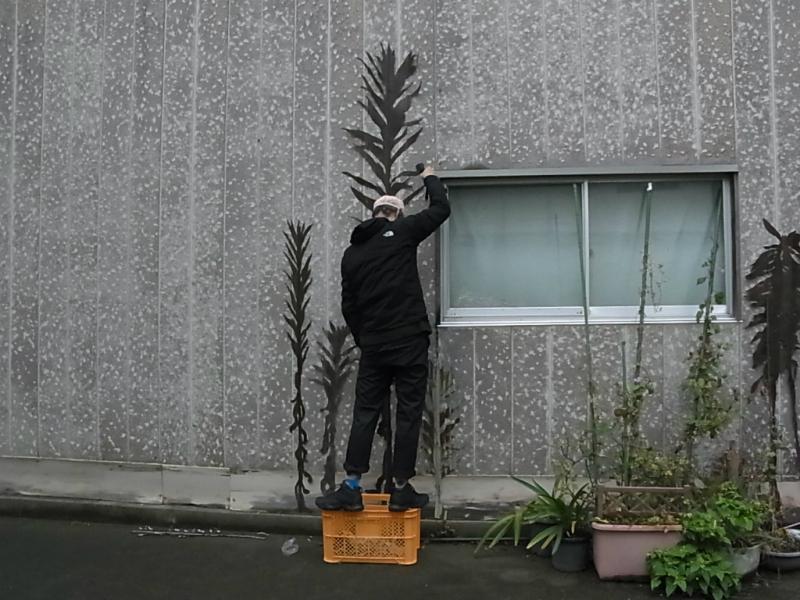 まちを観察し、「かけら」を残すこと。アーティスト・三上清仁さん 日本海トライアルステイ【後編】