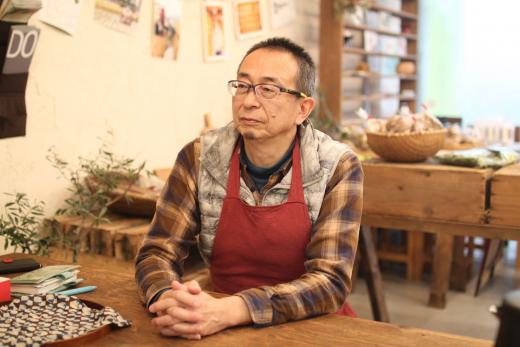 「農業の出口を考える」人/洲崎邦郎さん