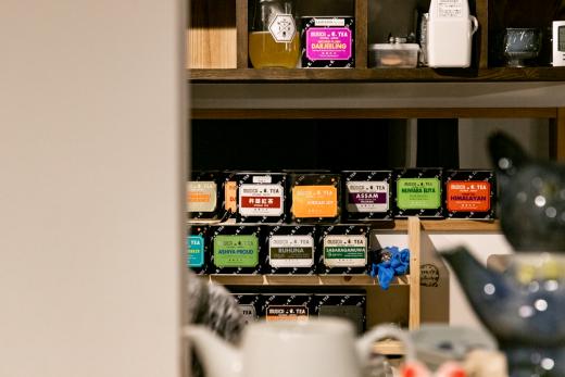 芦屋で待望の復活!老舗紅茶専門店の喫茶店「Tea Saloon MUSICA」