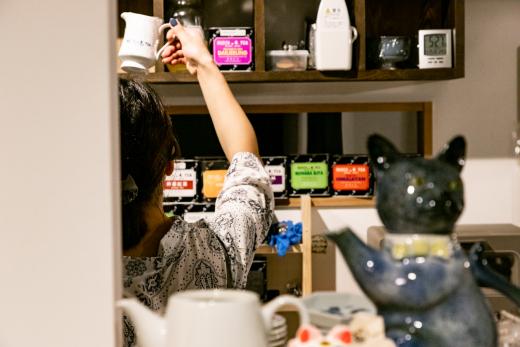 紅茶に浸る日々を、紅茶専門喫茶店で送りませんか?