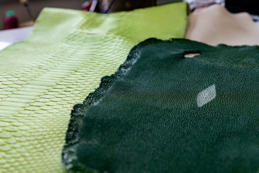 心を痺れさせる「毒」のあるオーダーメイド革製品工房 AMEERIEGA TORIBITATTA - 芦屋の横顔 vol.2 -