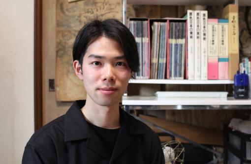若芽の頃 vol.1/能面師・後藤尚志さん