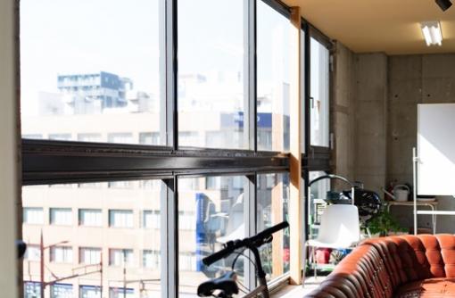 【入居者募集中!】北九州市小倉のスモールオフィス